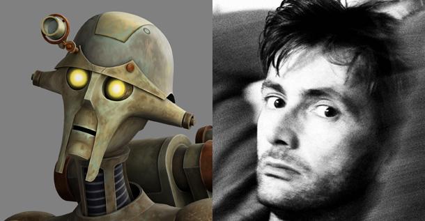 David Tennant - Star Wars: The Clone Wars