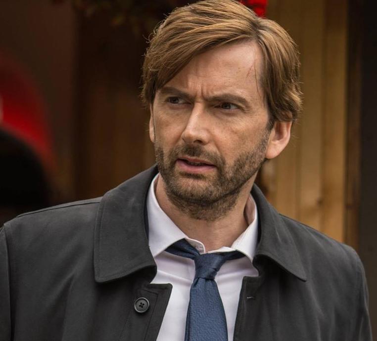 David Tennant in Gracepoint Episode Six