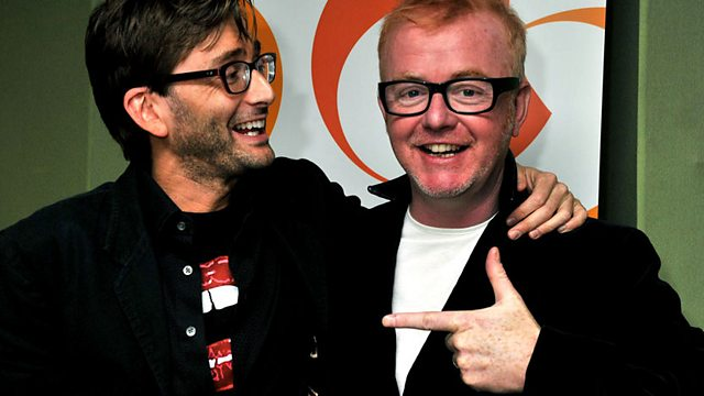 David Tennant - The Chris Evans Breakfast Show on Virgin Radio Groove - Tuesday 18th August 2020